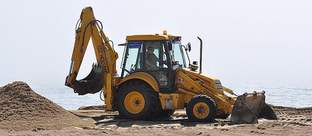 A Review of the Basic Types of Earthmoving Equipment