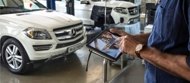 Mercedes Service Packages